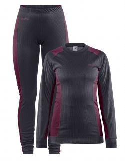 W Set CRAFT CORE Dry Baselayer