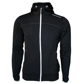 Mikina CRAFT Leisure Full Zip Hood