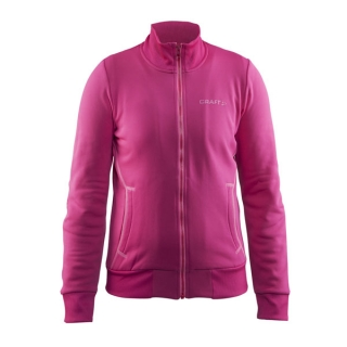 Mikina CRAFT Flex Full Zip JR