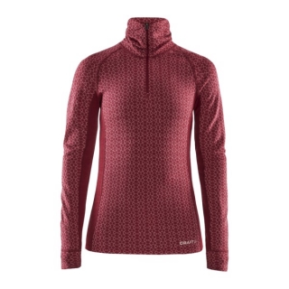 W Triko CRAFT Merino 240 Zip LS