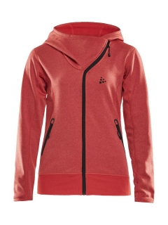 Mikina CRAFT Sports Fleece Asymetric